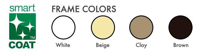 Sunesta Awning Frame Colors